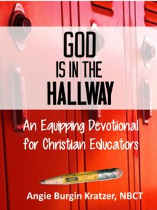 teacher, educator, devotional, Bible study, gift idea